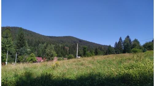 Pozemek ke stavbě domu nebo penzionu Horní Bečva