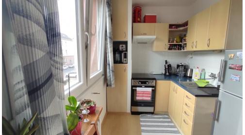 Byt 1+1 os.vl. s balkónem,  Ostrava - Mariánské Hory